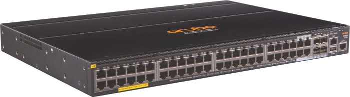 HP Aruba 2930M 48G Rackmount Gigabit Managed stack switch, 44x RJ-45, 4x  RJ-45/SFP, 1x module slot, PoE+ (JL322A) from £ 1998 94