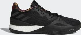 adidas Crazylight Boost 2018 core black/dgh solid grey (Herren) (B43799)