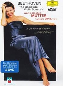 Anne-Sophie Mutter - Die Violinsonaten (DVD)