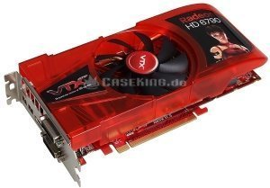 VTX3D Radeon HD 6790 V2, 1GB GDDR5, DVI, HDMI, mini DisplayPort (VX6790 1GBD5-DHV2) -- © caseking.de