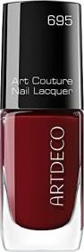 Artdeco Art Couture Nail Lacquer Nagellack 111.695 couture blackberry, 10ml
