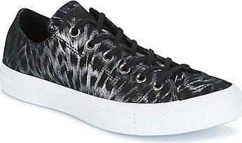 Chucks Low CT AS OX 558000C Schwarz Black, Schuhgröße:37 Converse