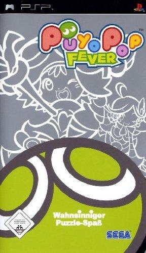 Puyo Pop Fever (deutsch) (PSP) -- via Amazon Partnerprogramm
