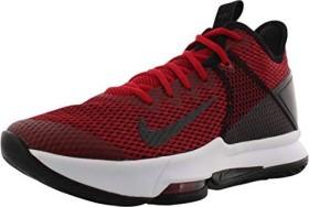 Nike LeBron Witness 4 black/university red/gym red (Herren) (BV7427-002)