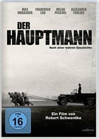 Der Hauptmann (DVD)