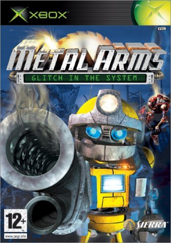 Metal Arms: Glitch In The System (German) (Xbox) -- via Amazon Partnerprogramm
