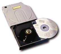TEAC CD-224E 24x, IDE