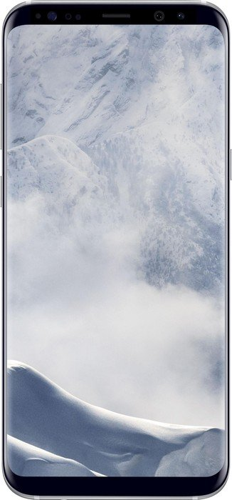 Samsung Galaxy S8+ G955F silber
