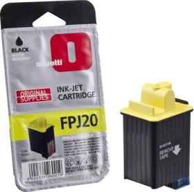 Olivetti Druckkopf mit Tinte FPJ20 schwarz (84431 / B0042 / B0384 / B0389)