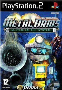 Metal Arms: Glitch In The System (deutsch) (PS2)