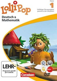 Cornelsen: LolliPop: Deutsch und Mathematik, 1. Klasse (PC)