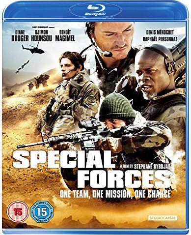 Special Forces (Blu-ray) (UK) -- via Amazon Partnerprogramm