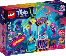 LEGO Trolls World Tour - Party am Techno Riff (41250)
