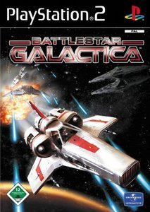 Battlestar Galactica (deutsch) (PS2)