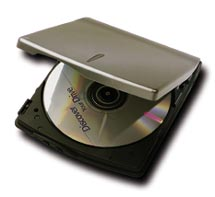 TEAC CD-224PU, Portable CD-ROM 24x, USB