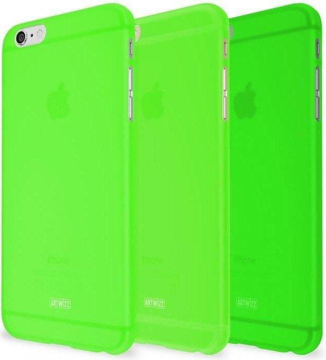 Artwizz Rubber Clip für iPhone 6/6s grün (6436-1409)