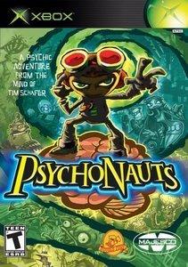 Psychonauts (deutsch) (Xbox)
