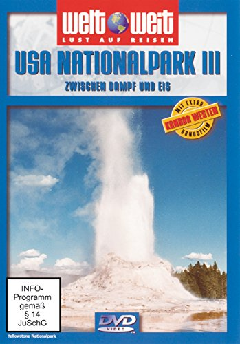 USA - Nationalparks Teil 3 -- via Amazon Partnerprogramm