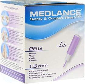 eu-medical Medlance plus Lite 25G Lanzetten, 200 Stück