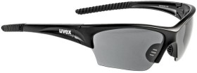 UVEX Sunsation black-matte/grey