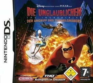 The Incredibles 2 - Die Unglaublichen 2: Angriff des Tunnelgräbers (deutsch) (DS)