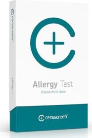 Cerascreen Allergie-Testkit Hausstaubmilbe Selbsttest, 1 Stück