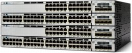 Cisco Catalyst C3560X-48PF-L, 48-Port, managed (WS-C3560X-48PF-L)