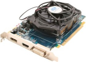 Sapphire Radeon HD 5570, 1GB GDDR5, DVI, HDMI, DP, lite retail (11167-10-20R)