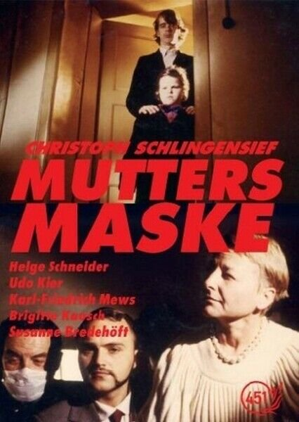 Mutters Maske -- via Amazon Partnerprogramm