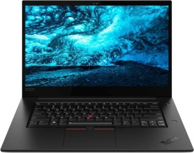 Lenovo ThinkPad X1 Extreme G2 Black Weave Touch, Core i7-9750H, 32GB RAM, 1TB SSD, GTX 1650 Max-Q, Smartcard, IR-Kamera, LAN Adapter, 3840x2160 (20QV00CMGE)