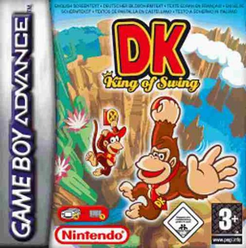 Donkey Kong: King of Swing (GBA) -- via Amazon Partnerprogramm