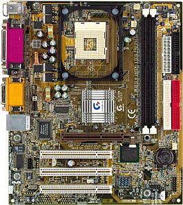 Gigabyte GA-8IRM, i845 (SDR)