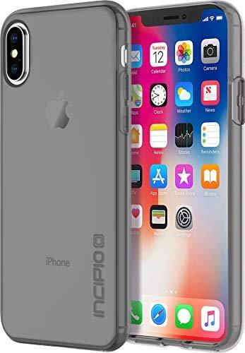 Incipio NGP Pure Case für Apple iPhone X grau (IPH-1630-SMK) -- via Amazon Partnerprogramm