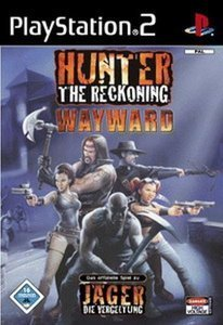 Hunter - The Reckoning Wayward (niemiecki) (PS2)