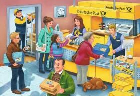 Ravensburger Puzzle Arbeit bei der Post (09023)