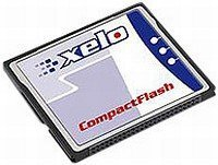 Xelo CompactFlash Card (CF) 128MB