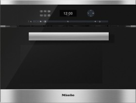 Miele DGM 6401 steamer with microwave stainless steel (10248190)