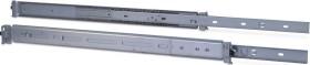 Inter-Tech 2HE Teleskopschienen 455mm für 50-80cm Einbautiefen (88887221)