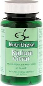 11A Nutritheke Kalium Citrat Kapseln, 60 Stück