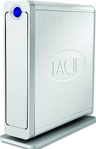 LaCie d2 160GB Triple Interface, USB 2.0/FireWire 400/800 (300716)