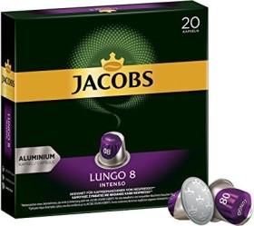 Jacobs Lungo 8 Intenso Kaffeekapseln, 200er-Pack (10x 20 Stück)