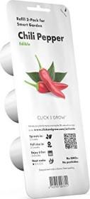 Emsa Click & Grow Substratkapseln Chili Pepper, 3er-Pack
