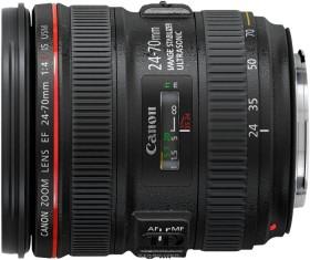 Canon EF 24-70mm 4.0 L IS USM black (6313B005)