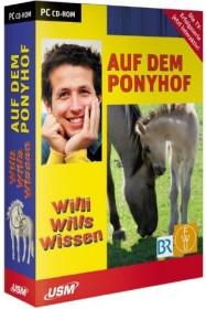Willi will's wissen: Auf dem Ponyhof (PC)