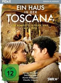 Ein Haus in der Toscana Box (DVD)
