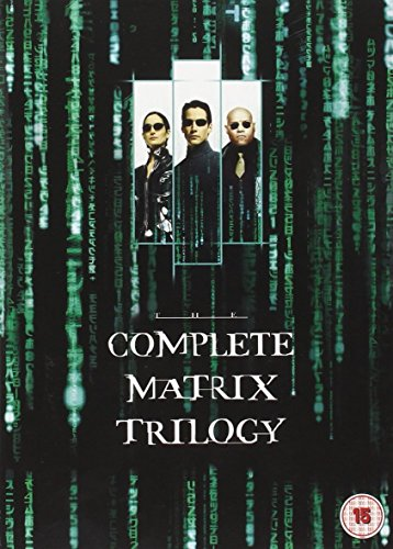 matrix Trilogy Box (Blu-ray) (UK) -- via Amazon Partnerprogramm