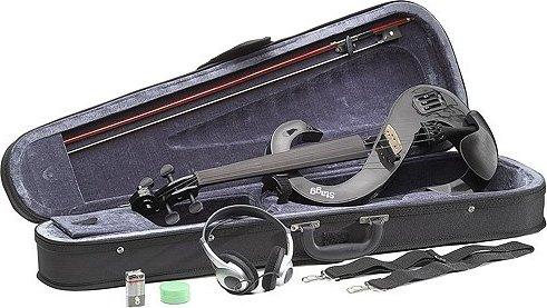 Stagg EVN 4/4 Violinenset elektrisch (verschiedene Modelle) -- via Amazon Partnerprogramm
