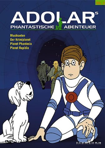 Adolars phantastische Abenteuer Vol. 2 -- via Amazon Partnerprogramm