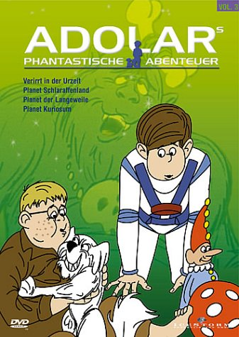 Adolars phantastische Abenteuer Vol. 3 -- via Amazon Partnerprogramm