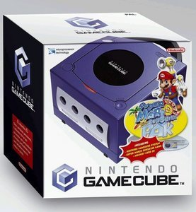 Nintendo GameCube - Mario sunshine pack (GC)